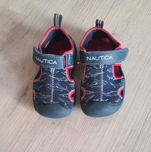 Nautica toddler water shoes